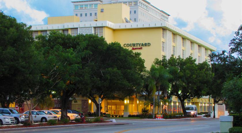 Foto of the hotel Courtyard Miami Coral Gables, Coral Gables (Florida)
