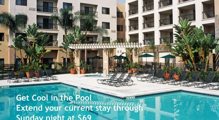 Foto of the hotel Courtyard San Diego Central, San Diego (California)
