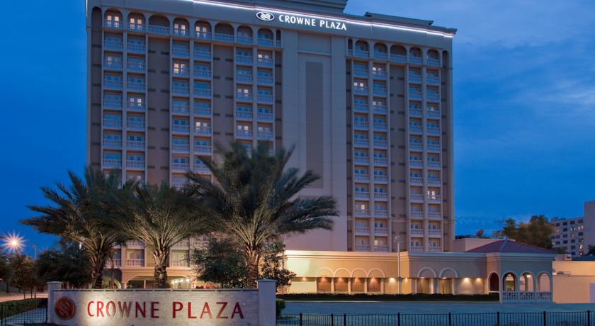 Foto of the Crowne Plaza Hotel Downtown, Orlando (Florida)