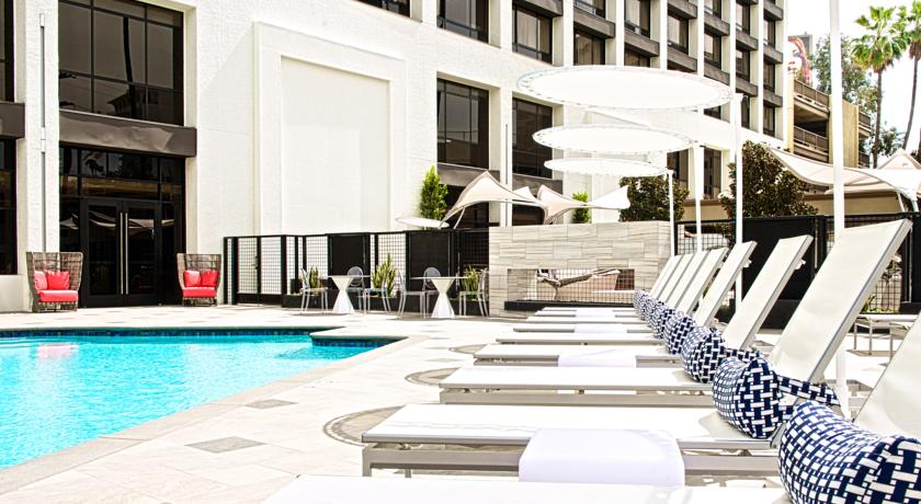 Foto  Crowne Plaza Beverly Hills, Los Angeles (California)