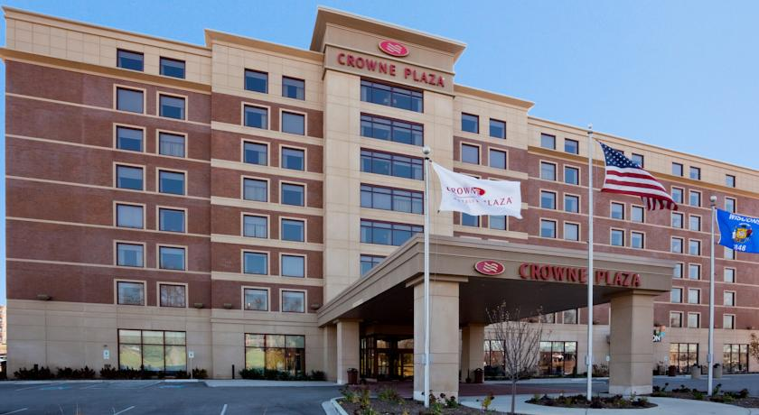 Foto of the Crowne Plaza Hotel Milwaukee West, Wauwatosa (Wisconsin)