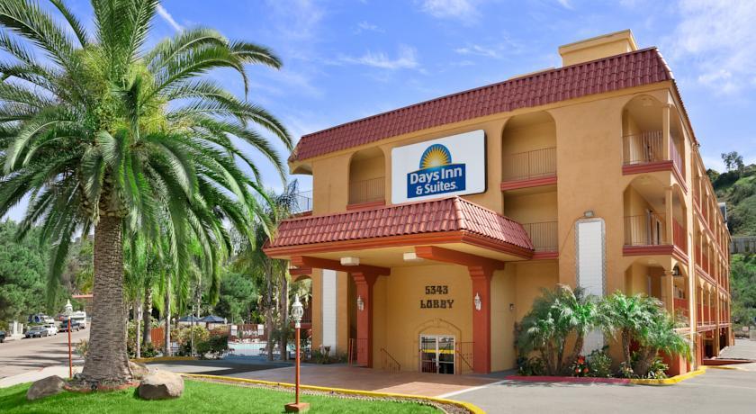 Foto of the hotel Days Inn Mission Valley Qualcomm Stadium/SDSU, San Diego (California)