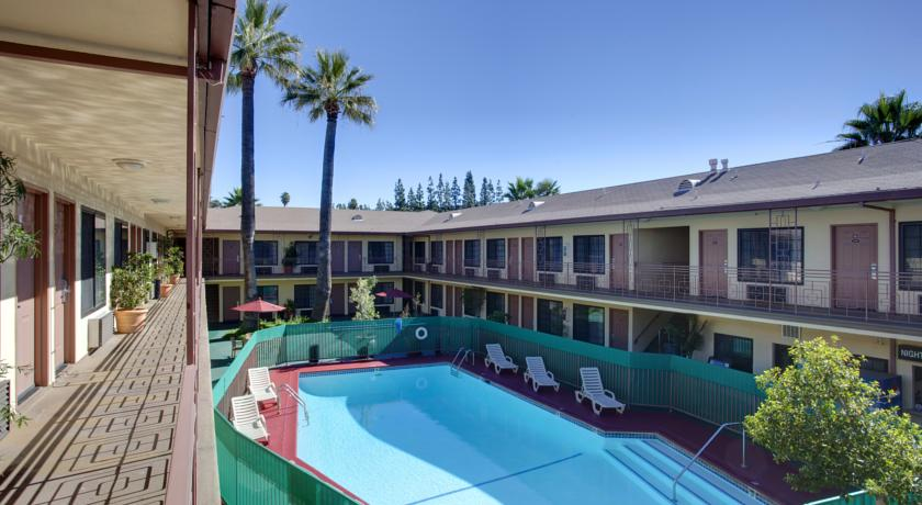 Foto of the hotel Days Inn Studio City Hollywood, Studio City (California)
