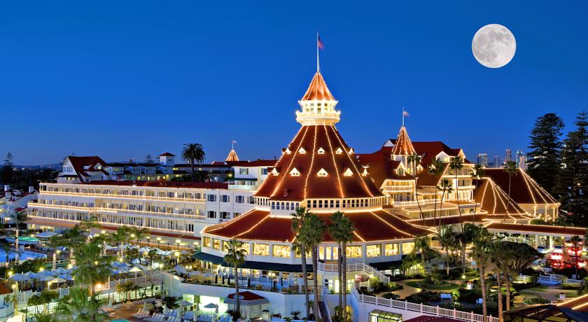 Foto of the Hotel del Coronado, Coronado  (California)
