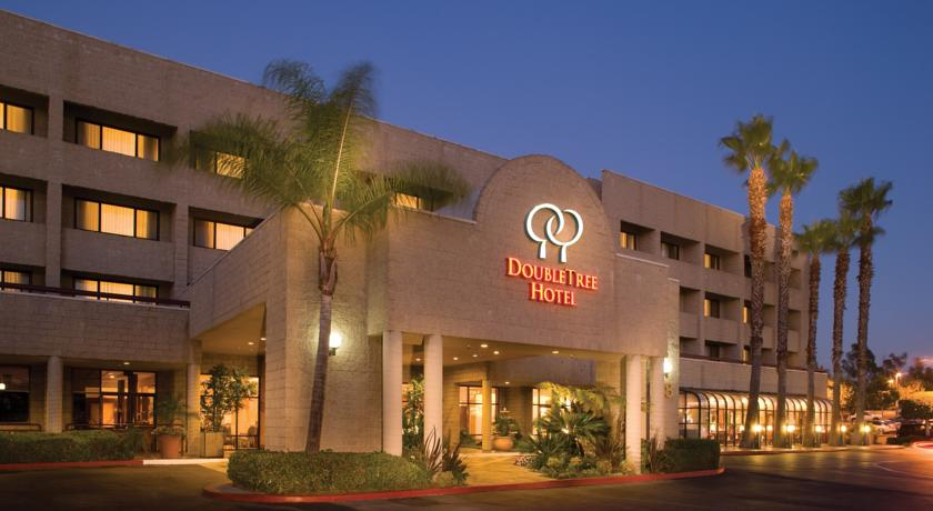 Foto of the Doubletree Hotel Rosemead, Rosemead (California)