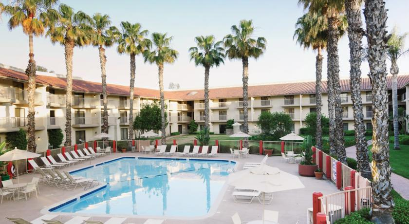 Foto of the Doubletree Hotel Bakersfield, Bakersfield (California)