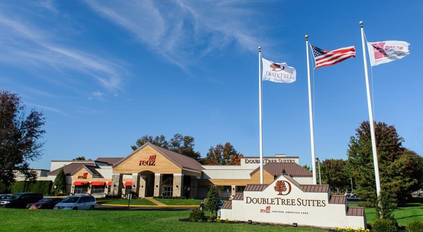 Foto of the hotel Doubletree Guest Suites Mount Laurel, Mount Laurel (New Jersey)