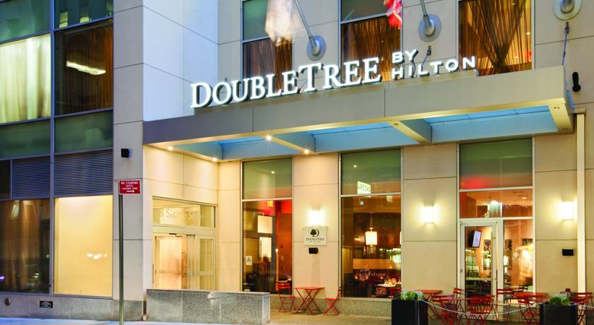 Foto van  Doubletree by Hilton NYC - Financial District, New York (New York)