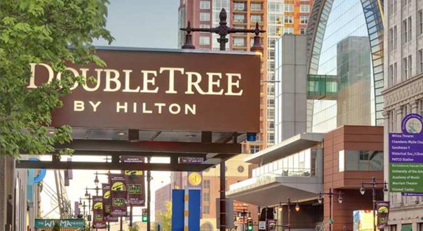 Foto of the Doubletree Hotel Philadelphia, Philadelphia (Pennsylvania)