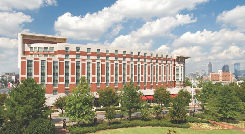 Foto of the hotel Embassy Suites Atlanta - at Centennial Olympic Park, Atlanta (Georgia)