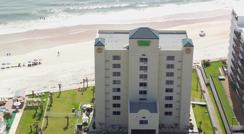 Foto of the Emerald Shores Hotel, Daytona Beach (Florida)