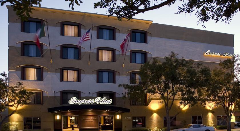 Foto of the Empress Hotel, La Jolla (La Jolla)