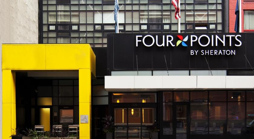 Foto of the hotel Four Points by Sheraton Midtown Times Square, Manhattan (New York)