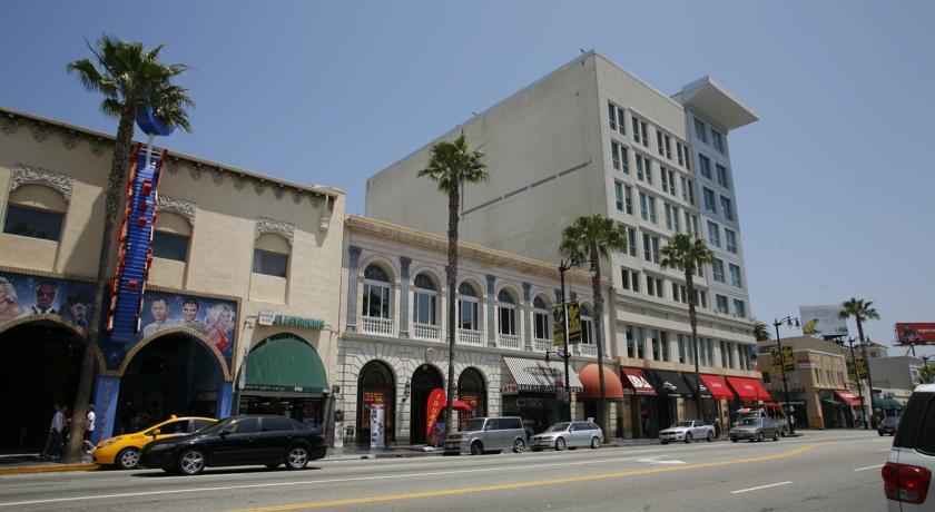 Foto  Hollywood Guest Inn, Hollywood (California)