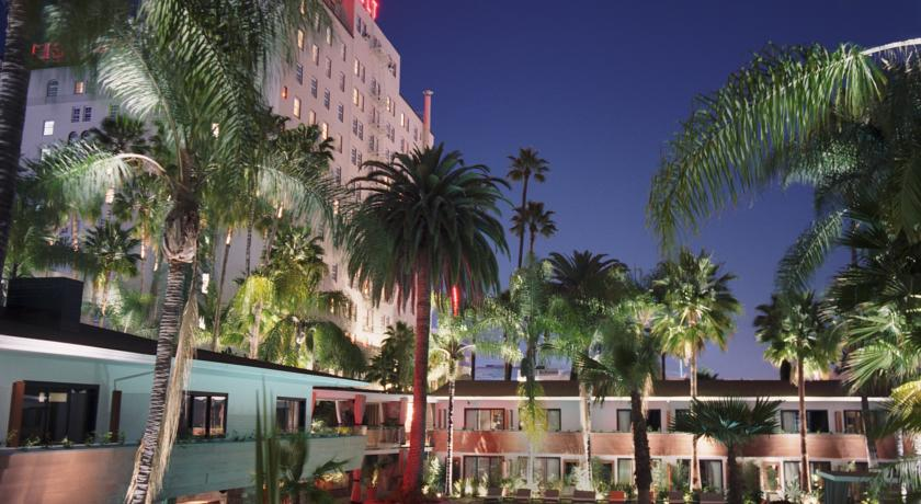 Foto of the Hollywood Roosevelt Hotel, Hollywood (California)