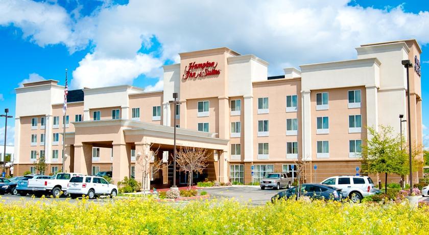 Foto of the hotel Hampton Inn & Suites Fresno, Fresno (California)