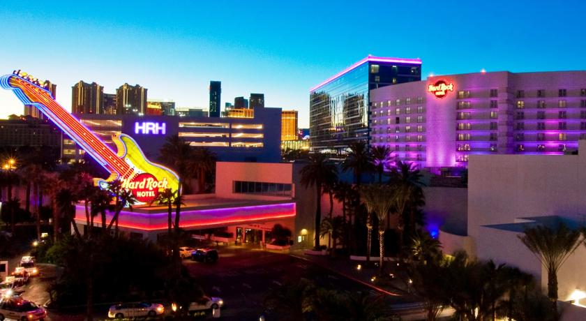 Foto of the Hard Rock Hotel and Casino, Las Vegas (Nevada)