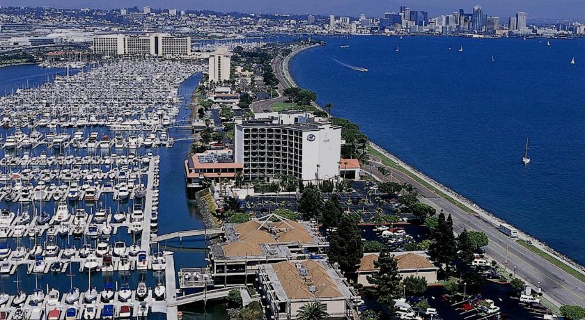 Foto of the hotel Hilton San Diego Airport/Harbor Island, San Diego (California)