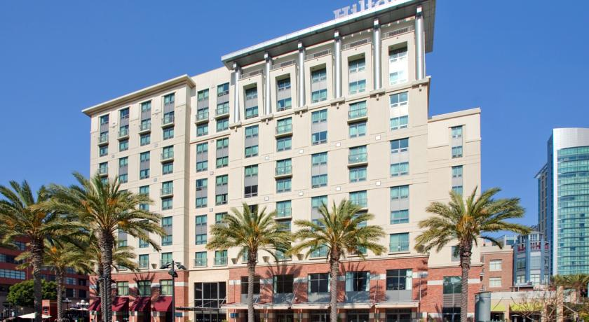 Foto of the hotel Hilton San Diego Gaslamp Quarter, San Diego (California)