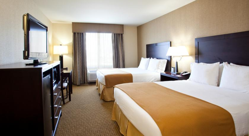 Foto of the hotel Holiday Inn Express Fresno South, Fresno (California)