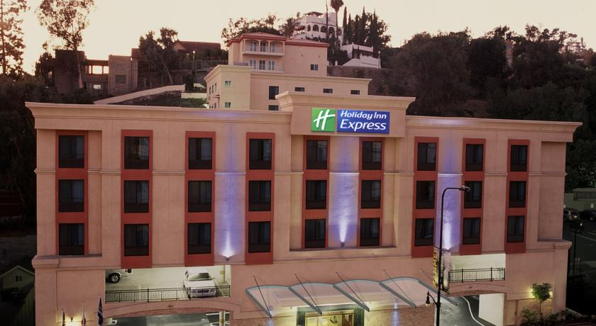 Foto  Holiday Inn Express Hollywood Walk of Fame, Los Angeles (California)
