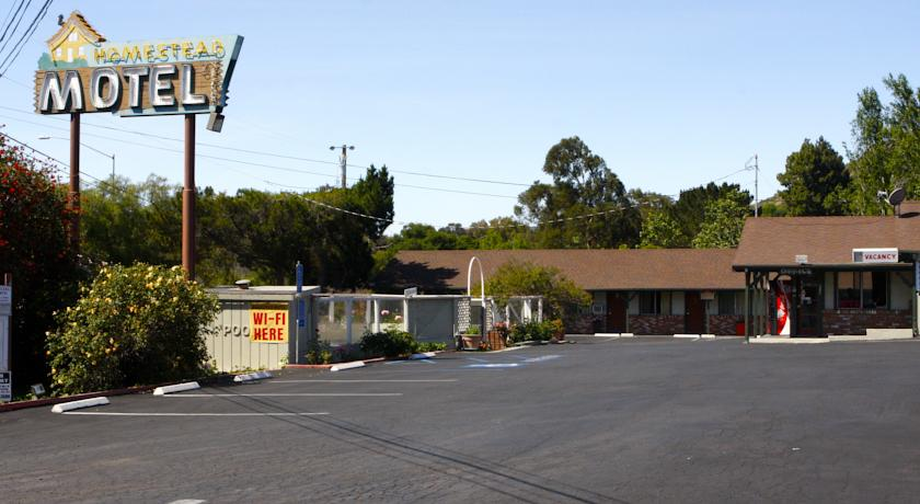 Foto of the hotel Homestead Motel, San Luis Obispo (California)