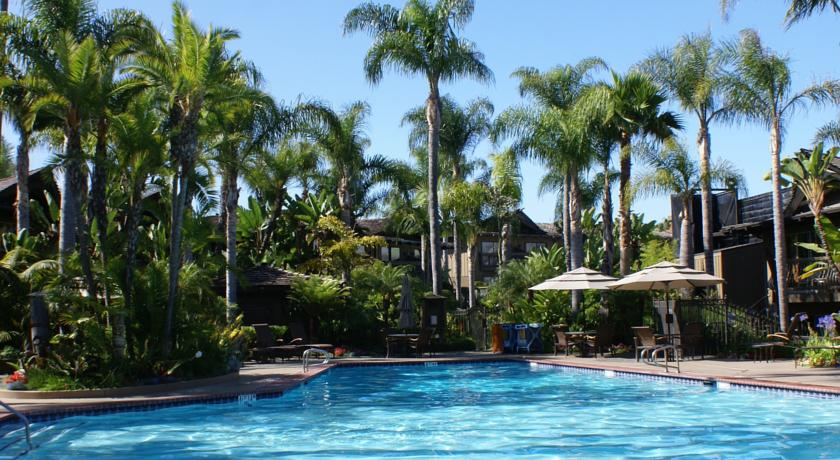 Foto van  Humphreys Half Moon Inn, San Diego (California)