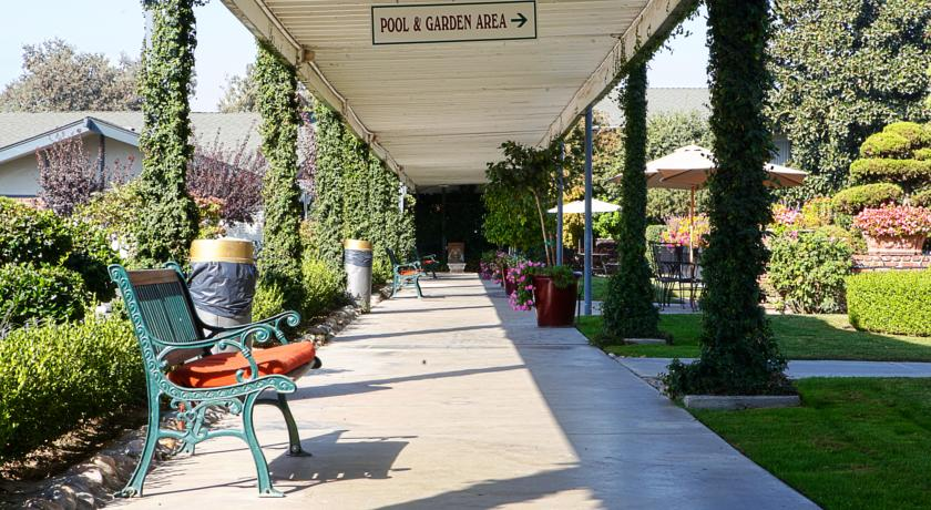 Foto of the hotel Lamp Liter Inn, Visalia (California)