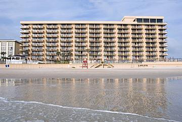 Foto van  LaPlaya Resort & Suites, Daytona Beach (Florida)