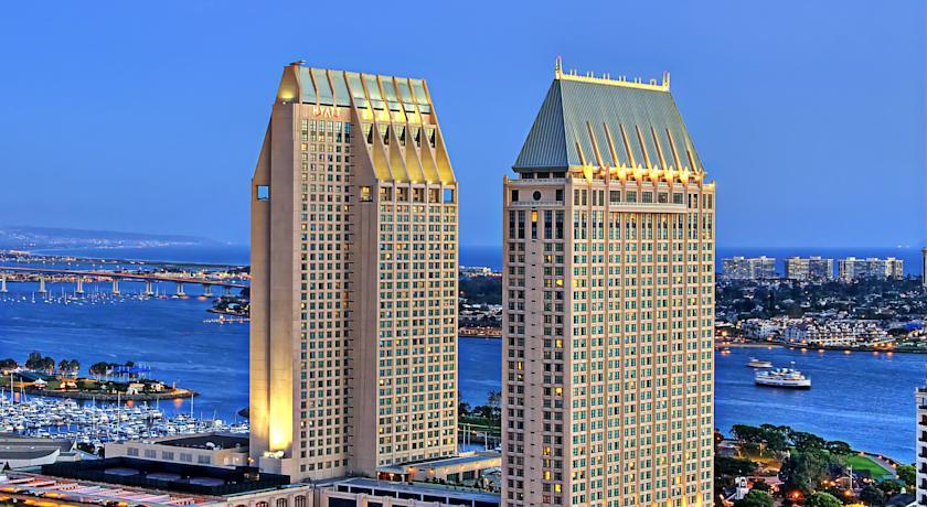 Foto of the hotel Manchester Grand Hyatt San Diego, San Diego (California)