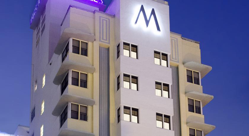 Foto of the Marseilles Beachfront Hotel, Miami Beach (Florida)