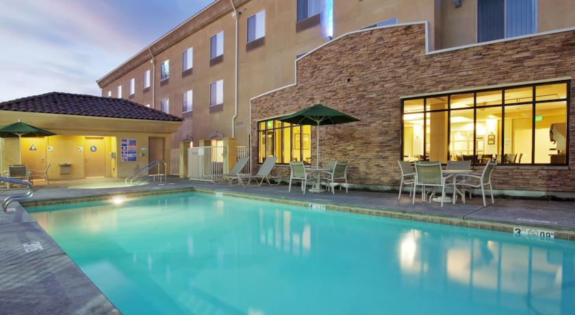 Foto of the Holiday Inn Express Hotel & Suites Merced, Merced (California)