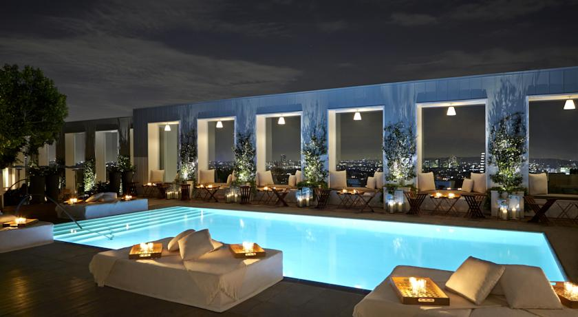 Foto of the hotel Mondrian Los Angeles in West Hollywood, West Hollywood, Los Angeles (California)