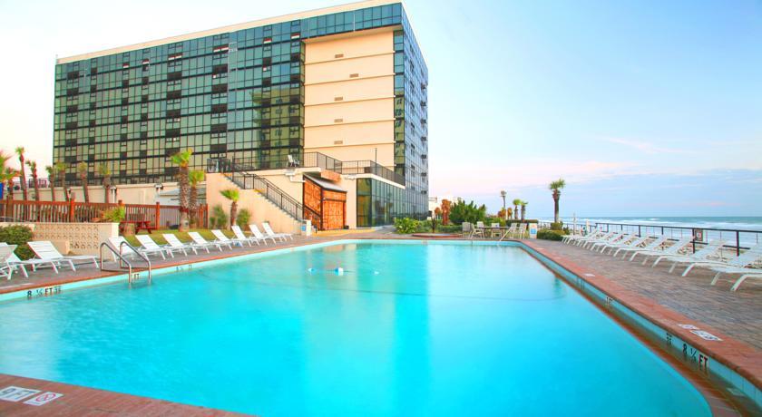 Foto of the hotel Daytona Beach Oceanside Inn, Daytona Beach (Florida)