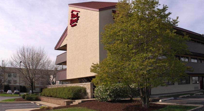 Foto of the hotel Red Roof Inn of Oxford Valley, Langhorne (Pennsylvania)