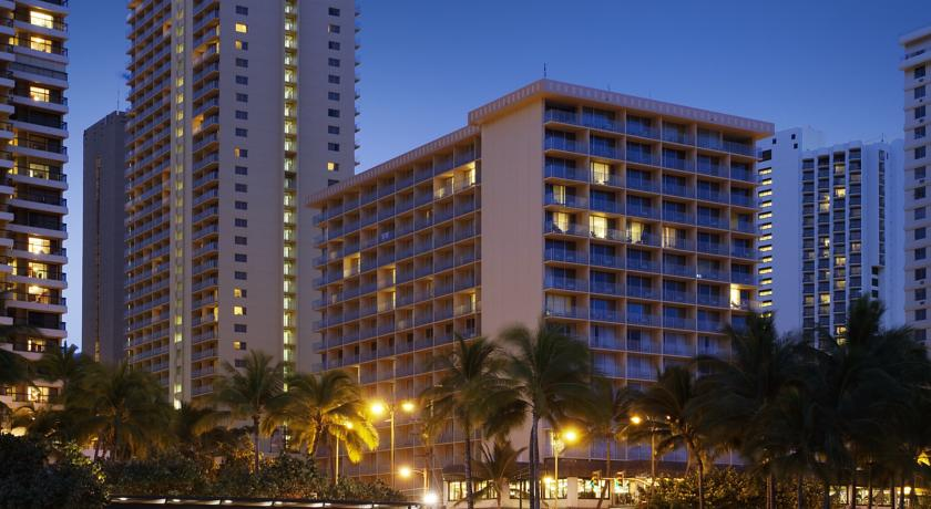Foto of the Pacific Beach Hotel, Honolulu (Hawaii)
