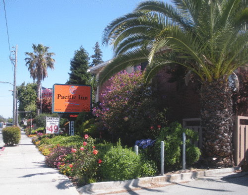 Foto of the hotel Pacific Inn Redwood City, Redwood City (California)