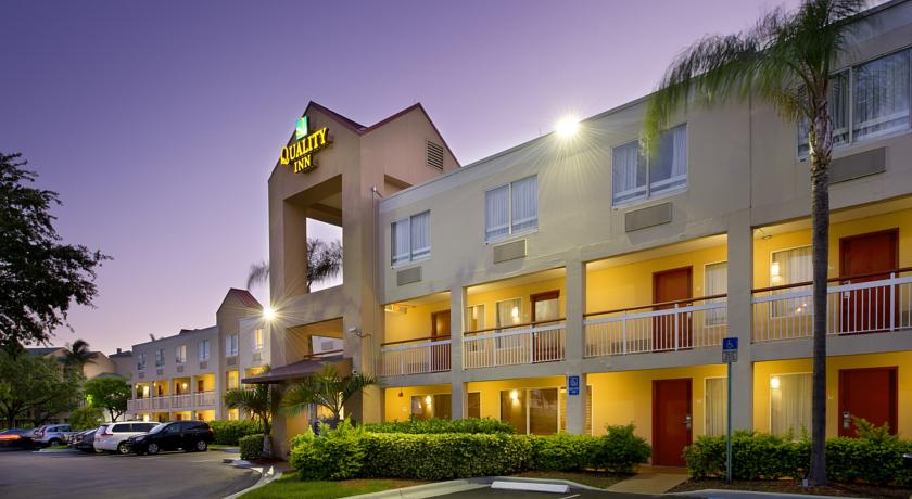 Foto of the hotel Quality Inn Miami Airport West, Doral (Florida)