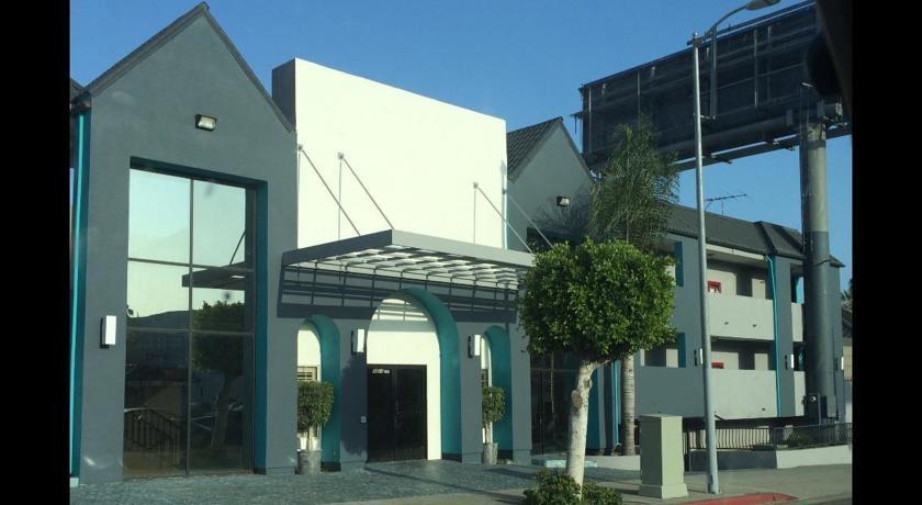 Foto  Quality Inn Near Hollywood Walk of Fame, Hollywood (California)