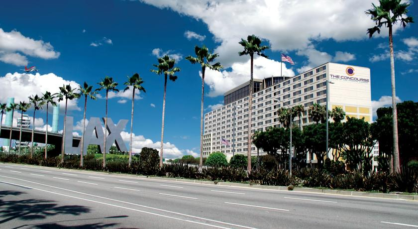 Foto of the Radisson Los Angeles Airport Hotel, Los Angeles (California)
