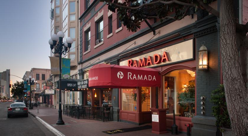 Foto of the hotel Ramada Gaslamp/Convention Center, San Diego (California)
