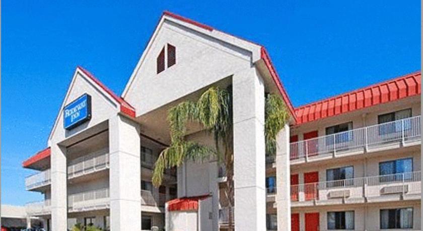 Foto of the hotel Rodeway Inn Fresno, Fresno (California)