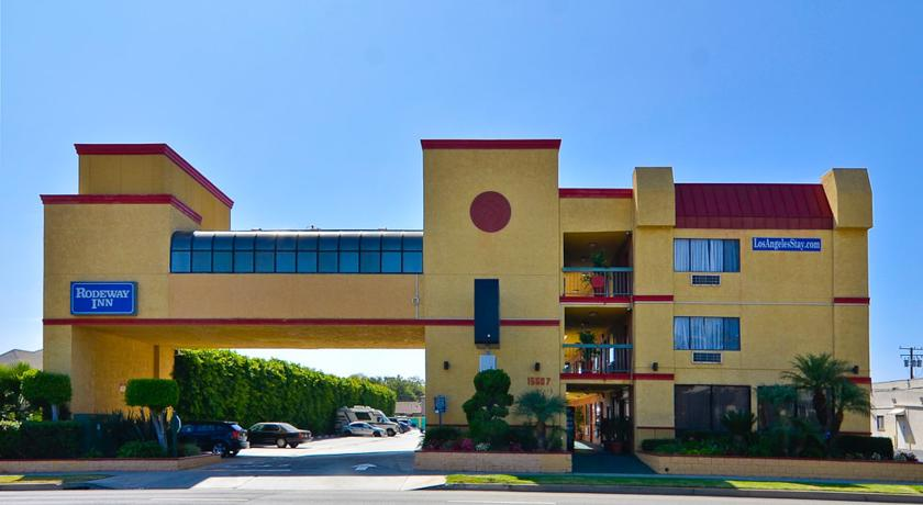 Foto of the hotel Rodeway Inn Gardena/Los Angeles, Gardena (California)