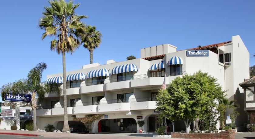 Foto of the hotel San Clemente Beach Travelodge, San Clemente (California )