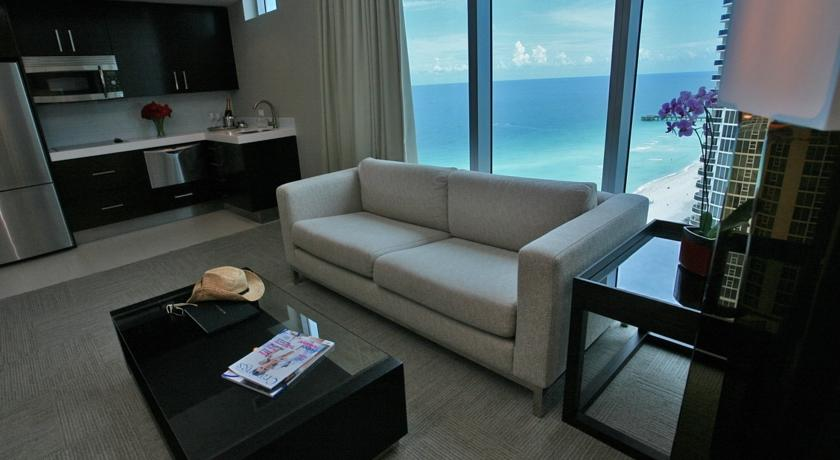 Photo de Sole on the Ocean, Sunny Isles Beach (Florida)