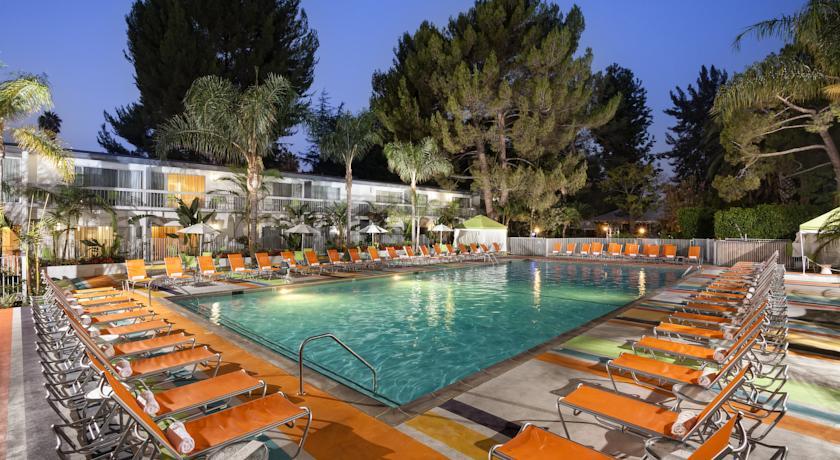 Foto of the Sportsmen's Lodge Hotel, Studio City (CA)