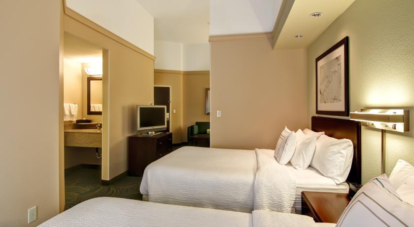 Foto of the hotel SpringHill Suites Fresno, Fresno (California)