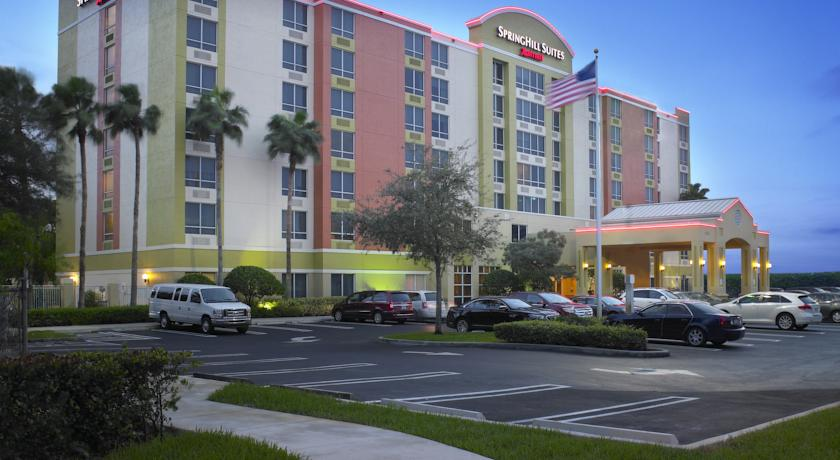 Foto of the hotel SpringHill Suites by Marriott Miami Airport South, Miami (Florida)