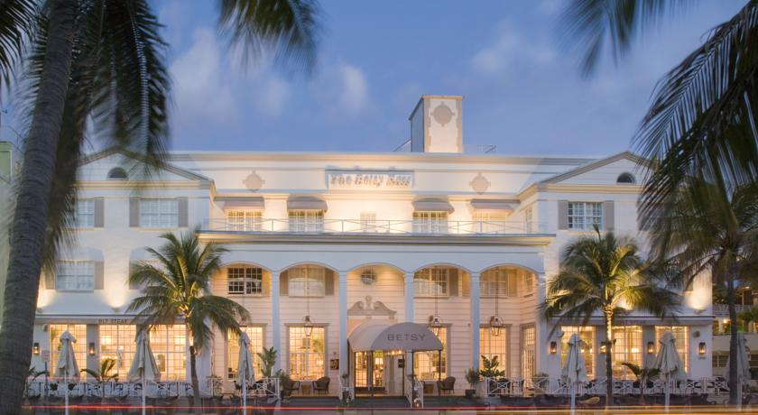 Foto of the The Betsy Hotel, South Beach, Miami Beach (Florida)