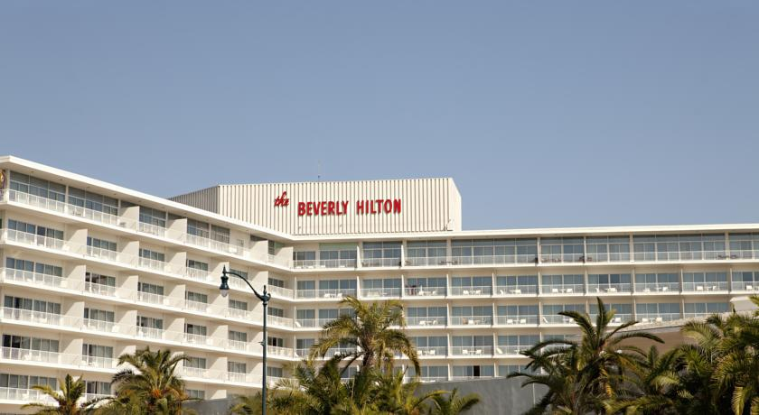 Foto  The Beverly Hilton, Beverly Hills (California)
